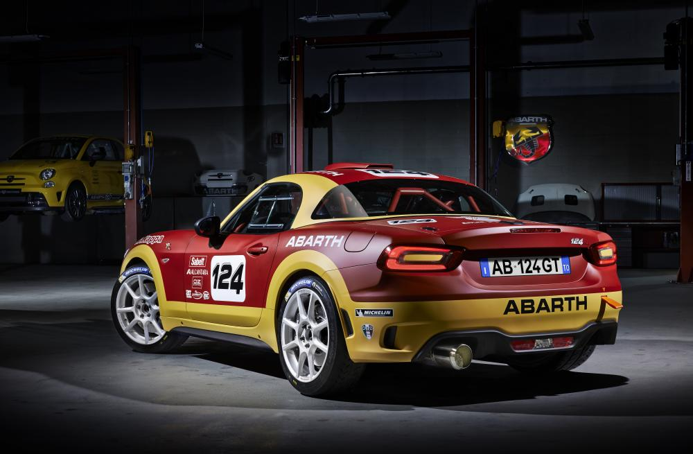 Abarth 124 Rally 2016 (officiel)