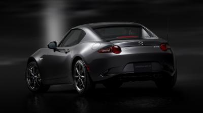Mazda MX-5 RF 2016 (officiel)