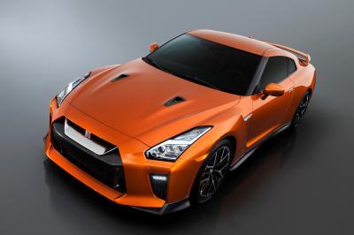 Nissan GT-R 2017 (officiel)