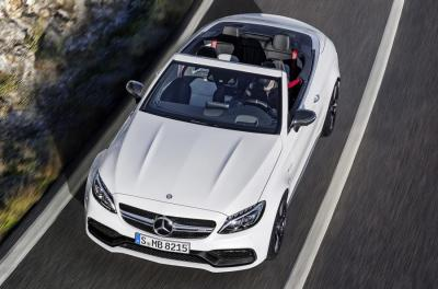 Mercedes-AMG C 63 Cabriolet 2016 (officiel)