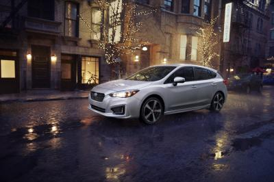 Subaru Impreza 2017 (officiel)