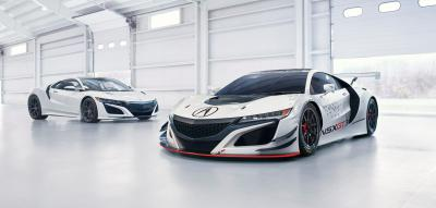 Honda NSX GT3 (officiel)
