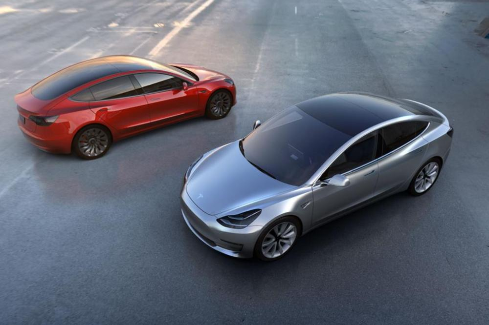 Tesla Model 3 (officiel)