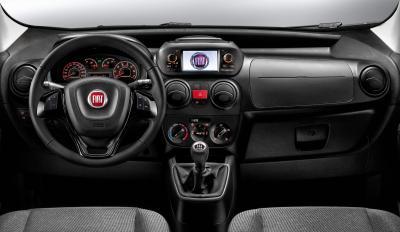 Fiat Fiorino restylé 2016