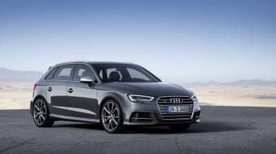 Audi A3 restylée 2016 (officiel)
