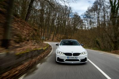 BMW M4 Tour Auto Edition 2016 (officiel)