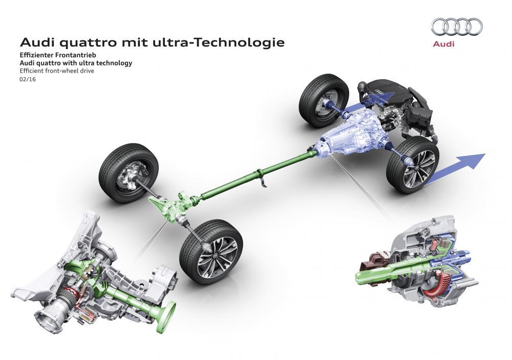 Audi quattro ultra