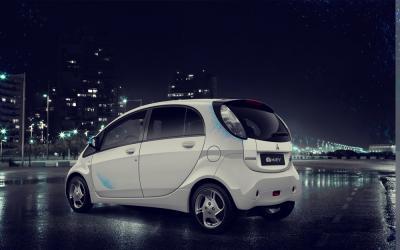 Mitsubishi i-Miev Electriq S