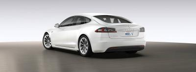 Tesla Model S restylée 2016 (officiel)