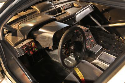 Exposition MotorVillage - berlines sportives Alfa Romeo
