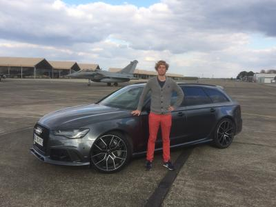 Audi RS6 Avant Performance 2016 (essai)