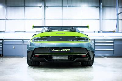 Aston Martin Vantage GT8 2016 (officiel)