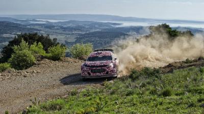 Teasers Citroën C3 WRC 2017