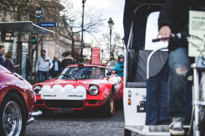 Les plus belles voitures du Tour Auto 2016