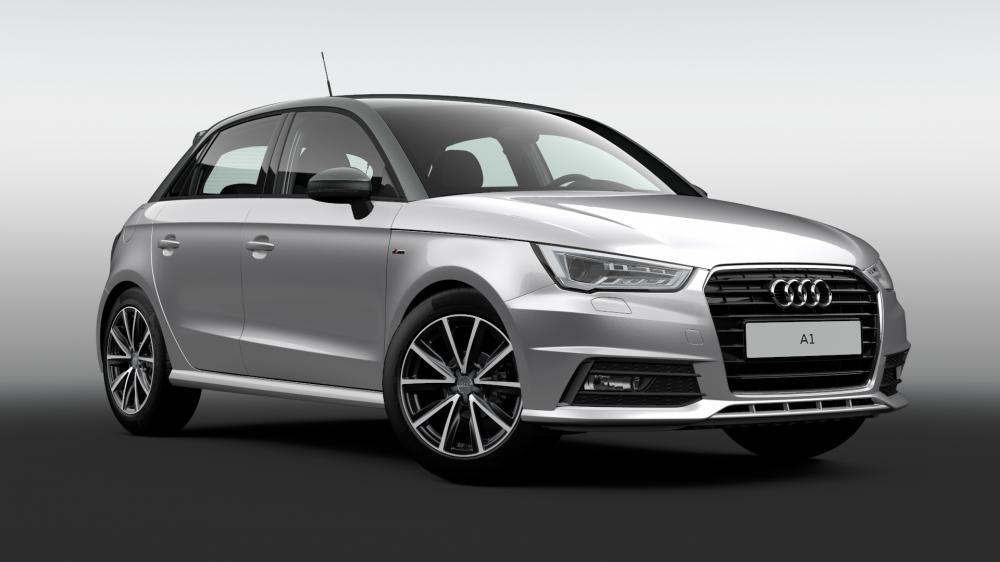 Audi A1 Style 2016 (officiel)