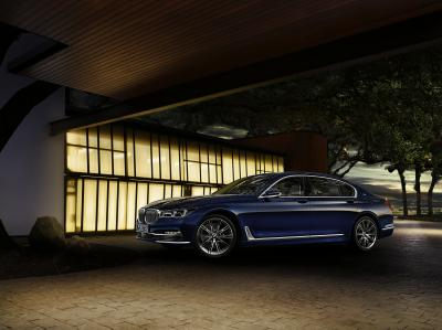 """BMW Série 7 Individual """"The next 100 years"""" (officiel)"""