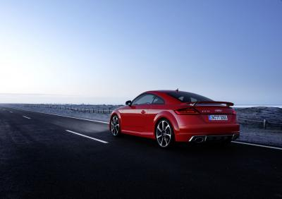 Audi TT RS 2016 (officiel)