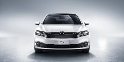 Citroën C6 2016 (officiel)