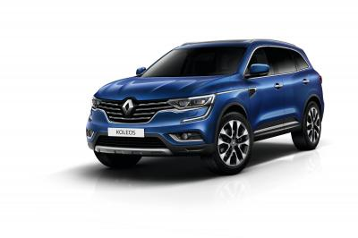Renault Koleos 2016 (officiel)