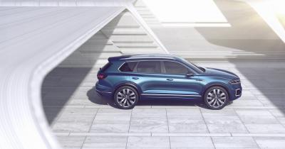 Volkswagen T-Prime GTE (officiel)
