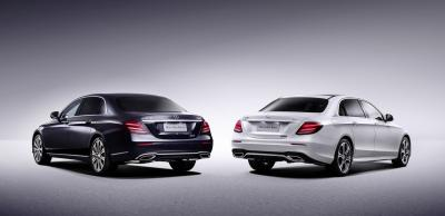 Mercedes Classe E LWB 2016 (officiel)