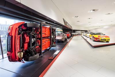 Porsche fête les 40 ans d'une petite révolution