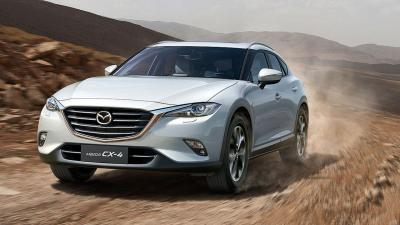 Mazda CX-4 2016 (officiel)