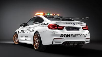 BMW M4 GTS safety car DTM 2016