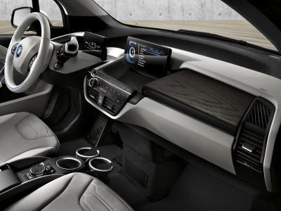 BMW i3 33 kWh 2016 (officiel)