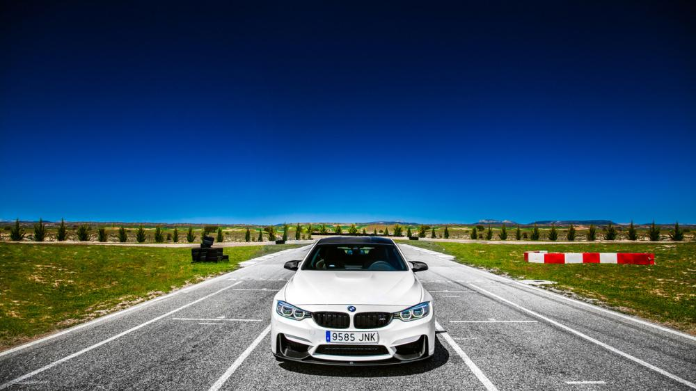 BMW M4 Competition Sport 2016 (officiel)