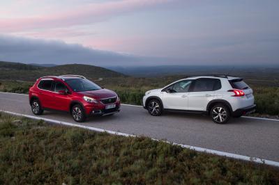 Peugeot 2008 restylé 2016 (essai)