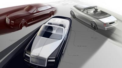 Rolls-Royce Phantom Zenith Collection