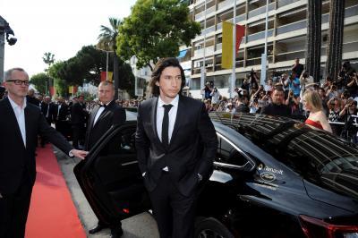Défilé de stars à bord du Renault Talisman au Festival de Cannes 2016