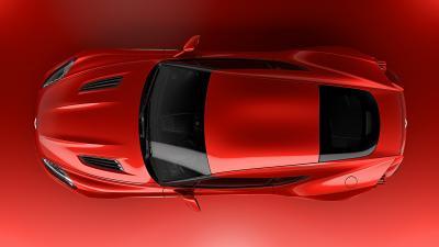 Aston Martin Vanquish Zagato 2016 (officiel)