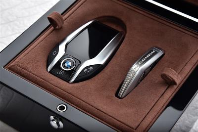 BMW 750Li xDrive Solitaire et Master Class