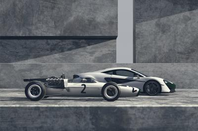 McLaren 570S / M2B