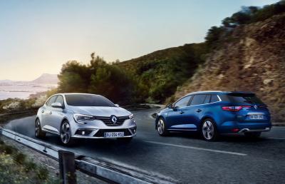 Renault Mégane Estate 2016 (officiel)