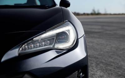 Subaru BRZ restylée (2016)