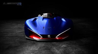 Peugeot L500 R Hybrid Concept