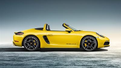 Porsche 718 par Porsche Exclusive