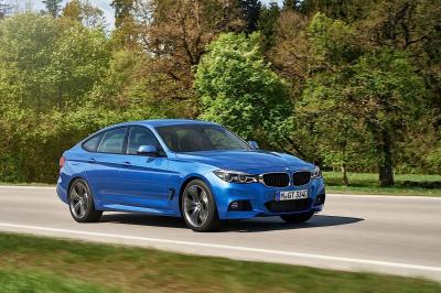 BMW Série 3 GT restylée 2016 (officiel)