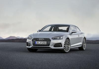 Audi A5 II 2016 (officiel)