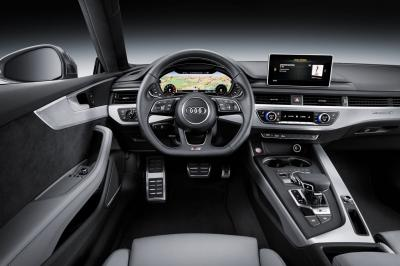 Audi A5 II 2016 (officiel)