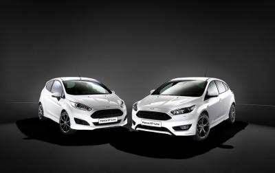 Ford Fiesta et Focus ST Line