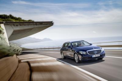 Mercedes Classe E Estate 2017 (officiel)