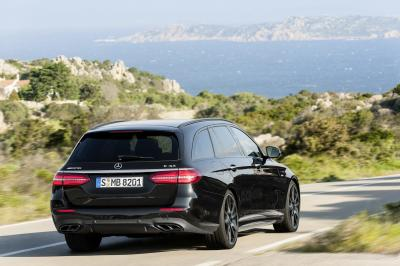 Mercedes Classe E Estate 2017 (officiel)