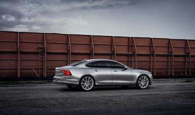 Volvo S90 et V90 Polestar Performance Pack