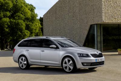Skoda Octavia 2017 (officiel)