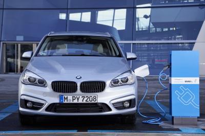 BMW 225xe Active Tourer 2016 (essai)