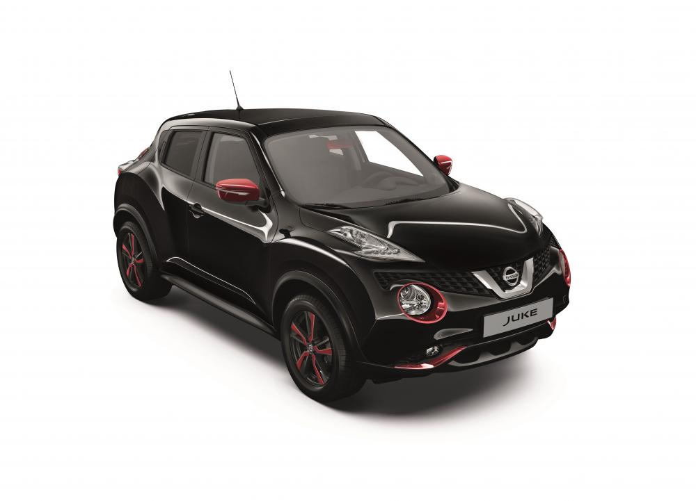 Nissan Juke Red Touch et X-Trail Style Edition
